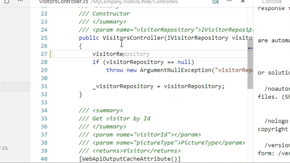 Erich Gamma introduces us to Visual Studio Online integrated with the Windows Azure Portal - Part 3