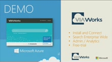 Accelerating Enterprise Search with ViaWorks - powered by Microsoft Azure