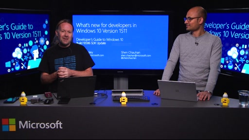 What's New for Developers in Windows 10 Version 1511 and the 10586 SDK