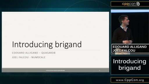 Introducing brigand