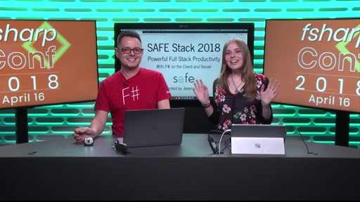 The SAFE Stack: Rapid full stack F# development