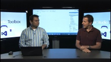 Azure Mobile Services Tools in Visual Studio 2013
