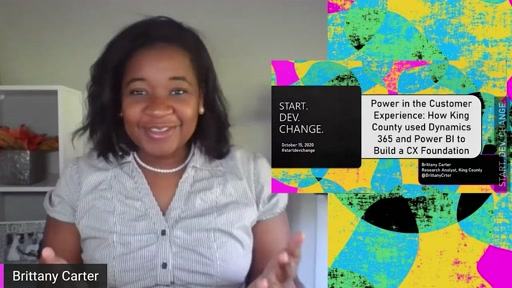 Power in the Customer Experience: How King County used Dynamics 365 and Power BI to Build a CX Program