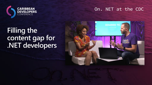 Filling the content gap for .NET developers