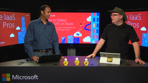 How to Deploy Linux and OSS on Azure