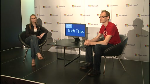 TechTalks: Clint Rutkas - Technical Evangelist - Microsoft