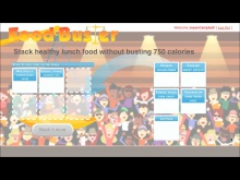 Food Buster Game Achieves Scalability with Windows Azure