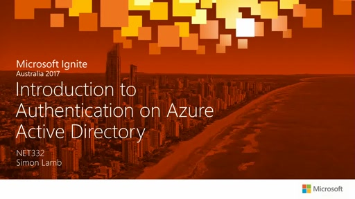 Introduction to Authentication on Azure Active Directory