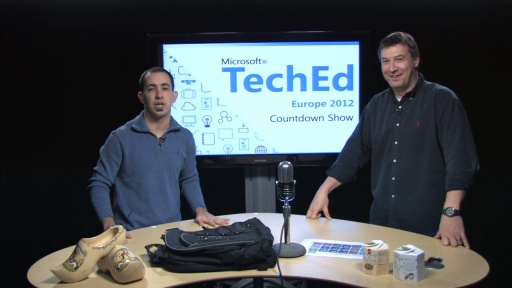 Countdown to TechEd Europe 2012: Content