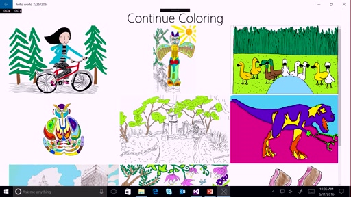 Using Ink in Your UWP App
