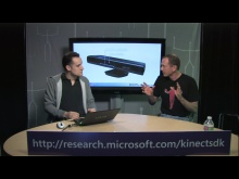Programming The Kinect for Windows SDK Beta with Dan Fernandez & Gavin Jancke
