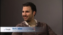 Bytes by MSDN: Boris Jabes and Jerry Nixon discuss New Visual Studio 11 Improvements