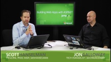 Building Web Apps with ASP.NET Jump Start: (01) What's New in ASP.NET 4.5