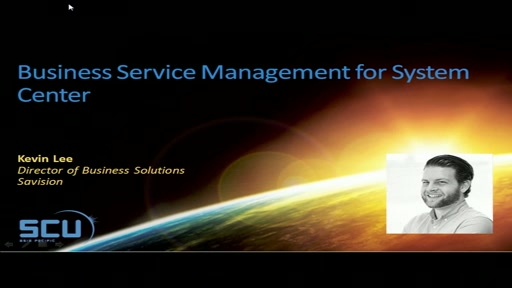 Business Service Management for System Center