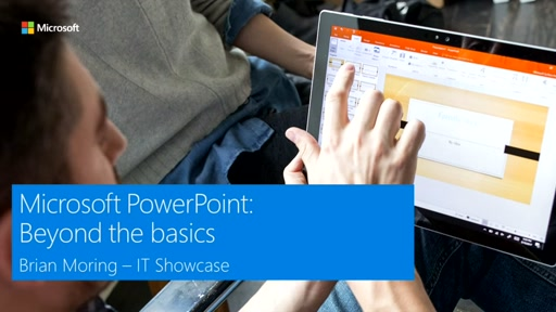 Microsoft PowerPoint: Beyond the basics