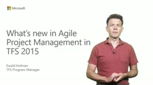 Agile Project Management in Team Foundation Server 2015