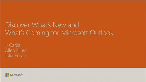 Discover what's new and what's coming for Microsoft Outlook