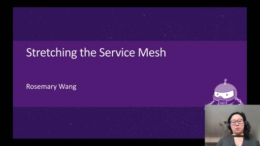 Stretching the Service Mesh