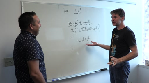 A Preview of C# 8 with Mads Torgersen