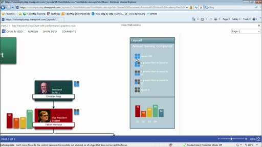 Becoming a Visio 2013 Power User - Part 2: (03) Visio Services and SharePoint 2013