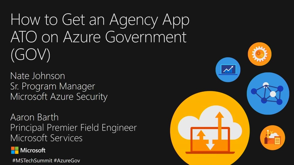 How to Get an Agency App ATO on Azure Government