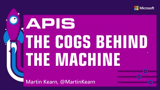 APIs: the cogs behind the machine