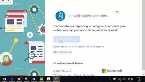 Como configurar la autenticación multi-factor en Office 365