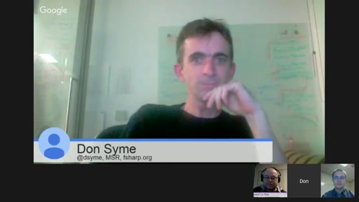 Don Syme on F#