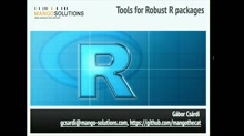 Tools for Robust R Packages