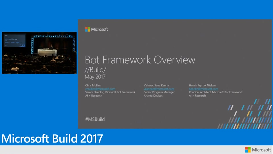 What's new with the Microsoft Bot Framework