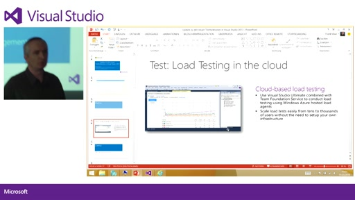 Update zu den neuen Testfunktionen in Visual Studio 2013