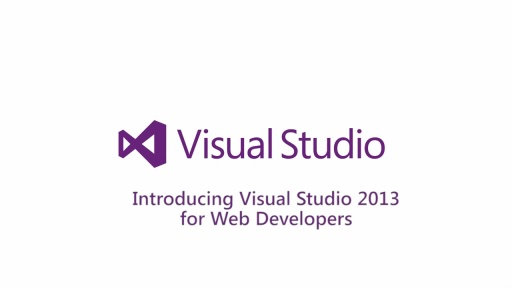 What's New for Web Developers in Visual Studio 2013