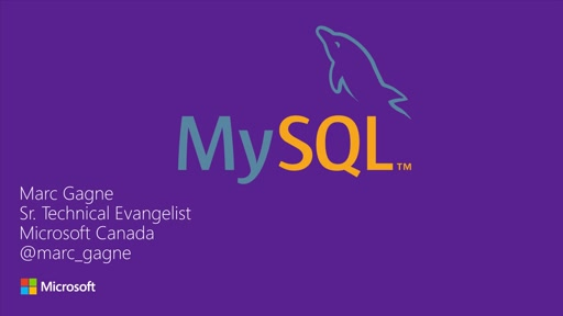 How to deploy and use MySQL