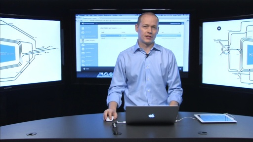 iOS Support in Windows Azure Mobile Services