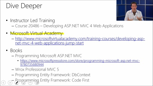 Introduction to ASP.NET MVC: (08) Supplement Your Knowledge