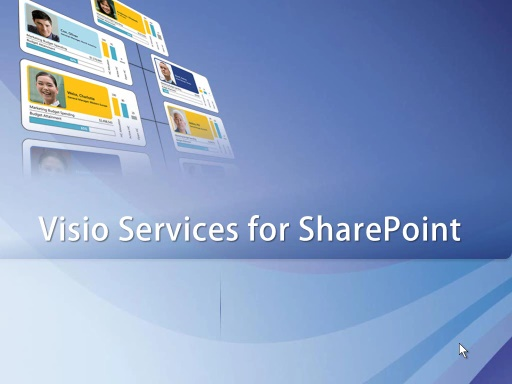 (02) Visio Service for SharePoint