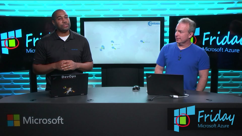 Azure Container Registry Geo-replication