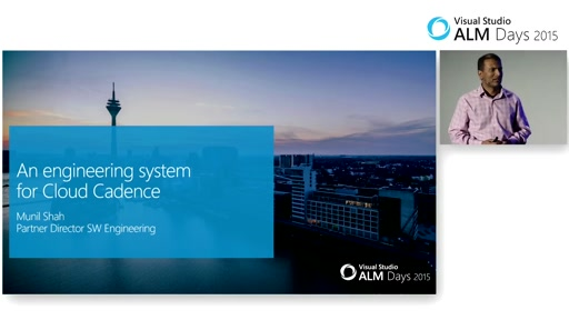 Keynote - Engineering Systems for Cloud Cadence