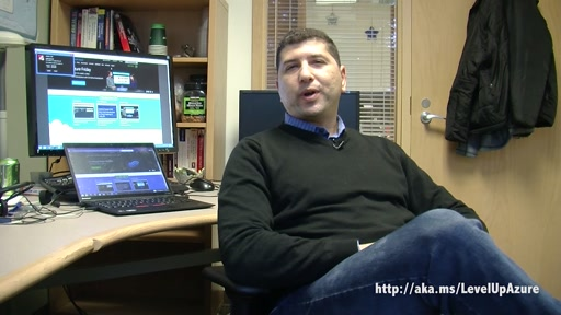 Azure IaaS Week Promo: Khalid Mouss