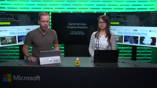 4. Game Analytics with Azure