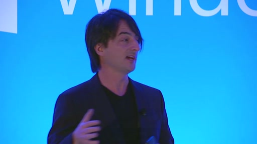 Microsoft's Joe Belfiore and Nick Parker discuss Windows and Windows Phone