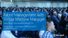 Fabric Management mit Virtual Machine Manager 2012 R2