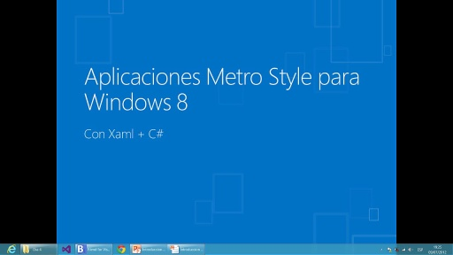 Windows 8 para diseñadores de C# y XAML.Introducción a Blend para Windows 8 (II)