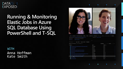 Running & Monitoring Elastic Jobs in Azure SQL Database Using PowerShell and T-SQL