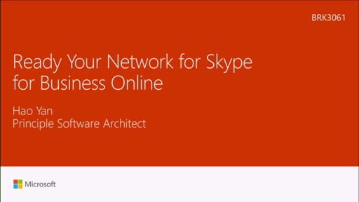 Ready your network for Skype for Business Online
