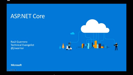 Build Latam: Introducción a ASP NET Core