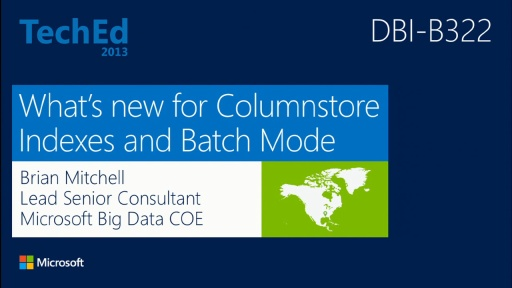 What's New for Columnstore Indexes and Batch Mode Processing