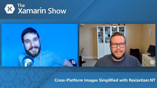 Cross-platform Images Simplified with Resizetizer.NT | The Xamarin Show