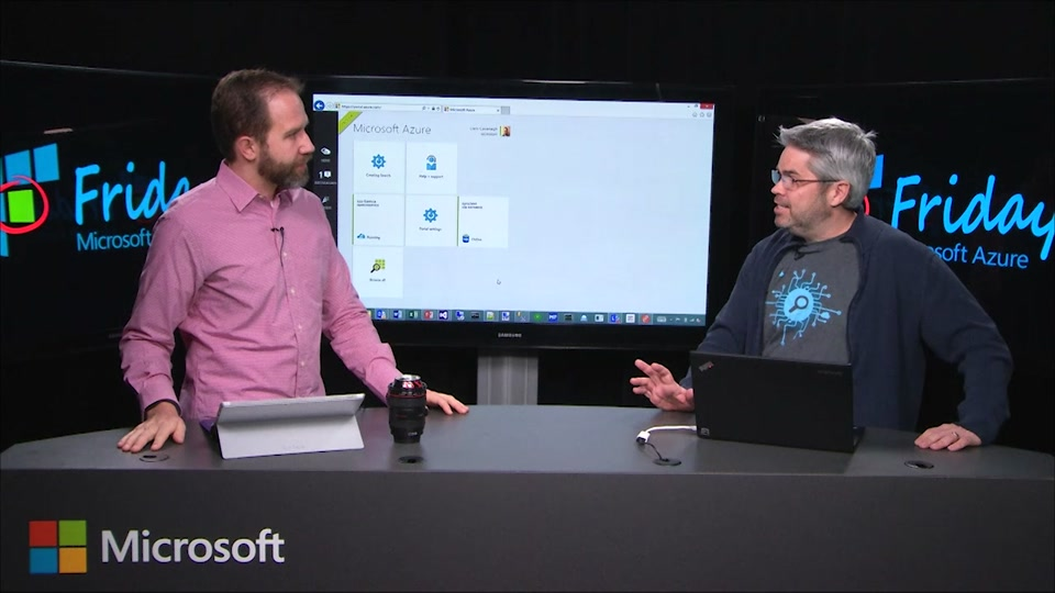 Azure Search 101 - Getting started with Azure Search with Liam Cavanagh