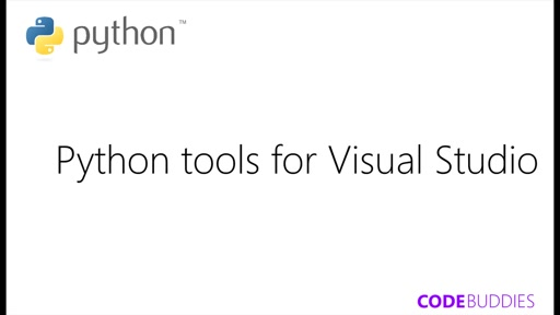Adventuring Python | Visual Studio Tools for Python